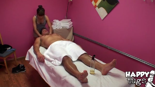 Nikko Jordan giving a massage Girls getting naked and have sex