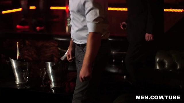 Connor Maguire & Theo Reid in A Royal Fuckfest Part 1 - MenOfUk Tight denims fetish