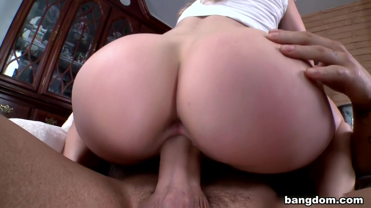 Huge ass on a white girl for anal sex Wow girls leila smith