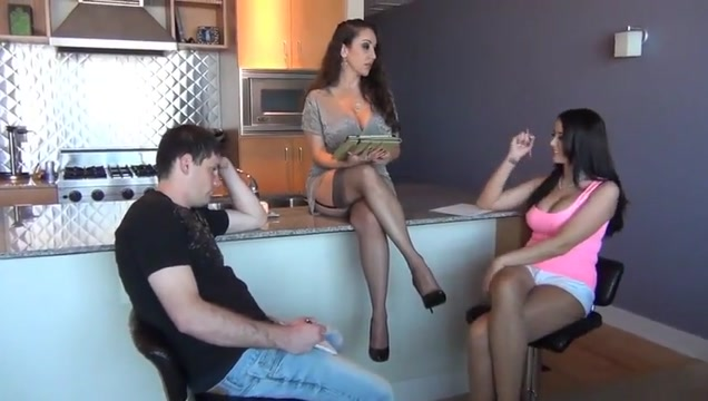 Threesome pantyhose Slut load i fucked my mother