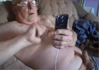 Grandpa stroke 2 naked pretty black girls