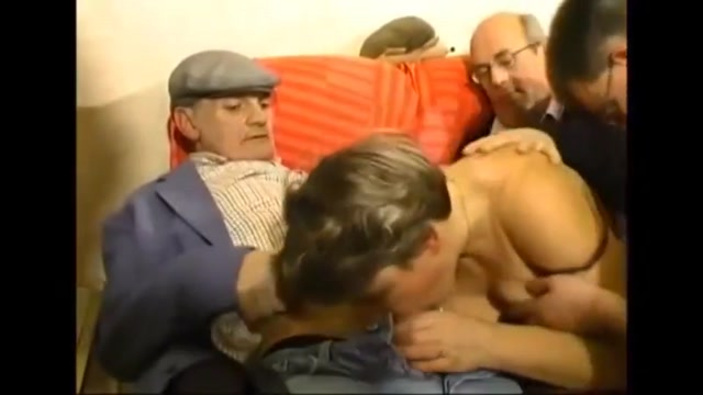 Grandpa orgy 1