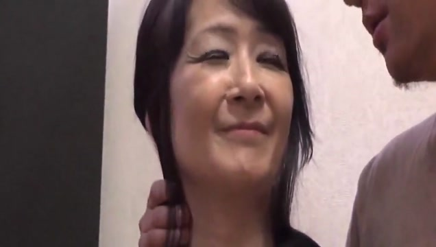 Nakayama Yoshiko 50 years old Mother behaving Japanese food Nsa relationship in La Union