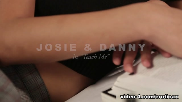 Josie Jagger & Danny Mountain in Teach Me Video Rob black porn busted