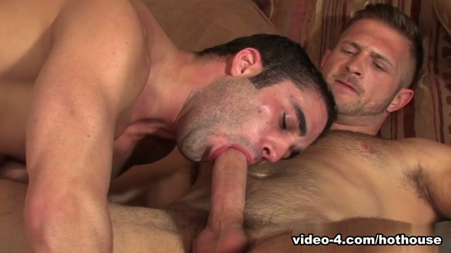 Paul Wagner & Samuel OToole in The Guys Next Door - Part 1 Video Steamy bathroom sex
