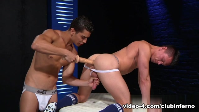 Lance Luciano & Zachary Perry in Dream Team, Scene #01 Big body ladies