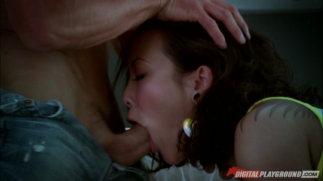 Jandi Lin & Tommy Gunn in Gabriella Fox Sexy Hot, Scene 5