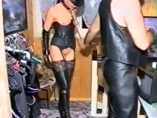 Sklavinnen benutzt Wild hardcore wife after bukkake