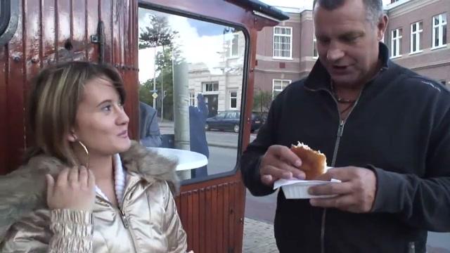 Belgian Girl Sluts deep throat cock