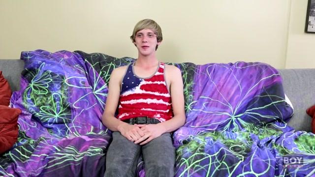 Hung Boy Kyle Is A Bit Slutty - Kyle Rhodes - BoyCrush titty fuck pussy anal