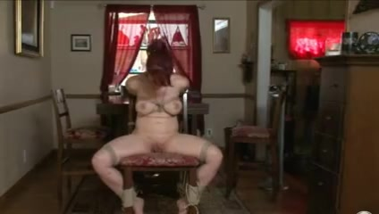 Redhead chair tied Free indian pussy pictures