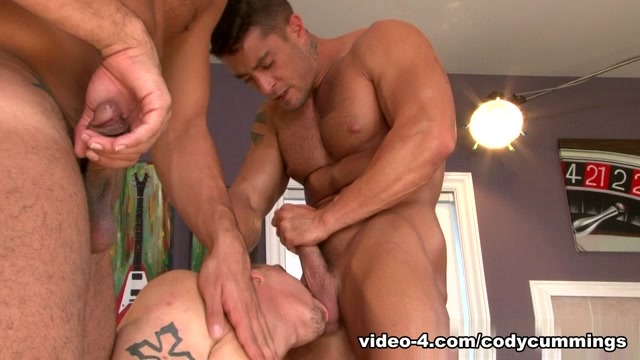 Cody Cummings & Ty Roderick & Trey Turner in Triple Exposure XXX Video black gay dl porn