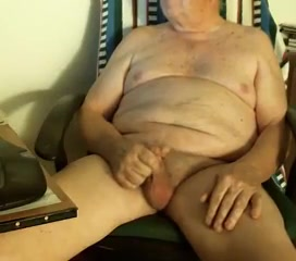 Grandpa stroke on cam 3 Teen caramel pussy