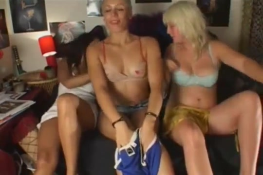 3 super hot girls masturbation on cam together Sexy Latina Webcam Lesbians Fuck with Strap-on
