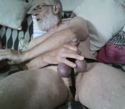 Grandpa stroke and cum on cam subasa aihara gives two an asian girlfriend blowjob