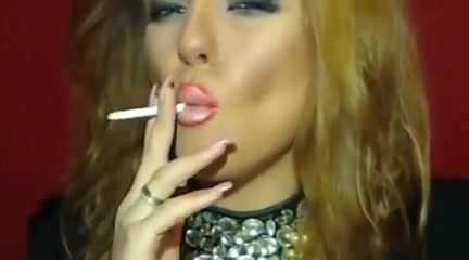 Latex redhead smoking on cam best of xxx hardcore porn free