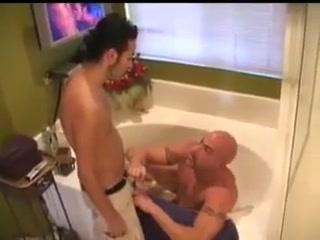 Boy Fucks Mature bondage tits high heels corset