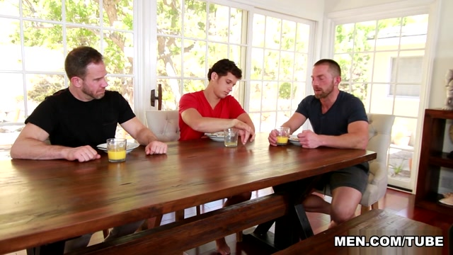 Adam Herst & Will Braun in Son Swap Part 6 - DrillMyHole Evita fine in lesbian and anal scenes