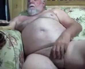 Grandpa stroke on cam 14 I agreed to swinging