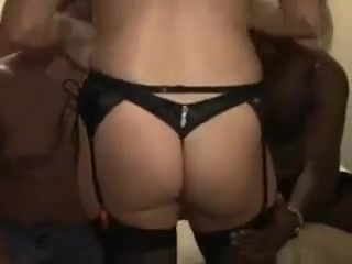Amateur foursome - wife shared with three friends