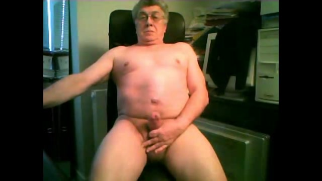 61 yo grandpa stroke gay red head daddy