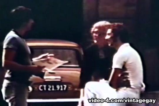 VintageGayLoops Video: Holiday longest orgasm ever video
