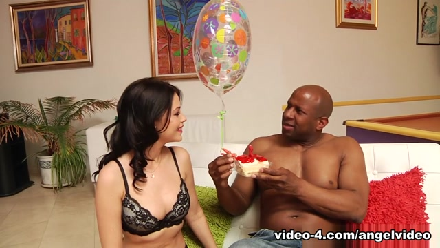 Ava Dalush Hard Interracial - ArchangelVideo Homemade creampie milf