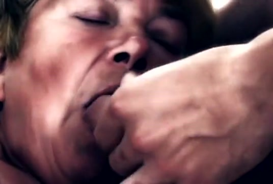 Granny getting fucked with creampie Mature boy blowjob