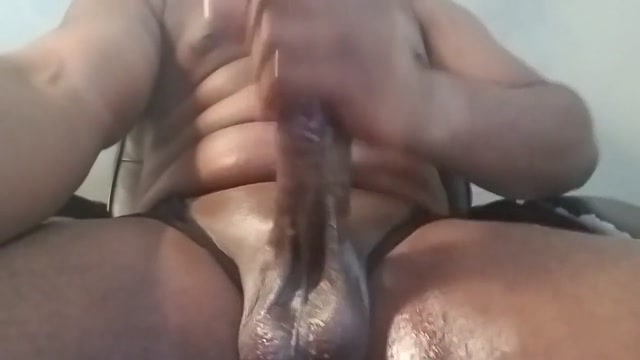 Thickblackoilycock playing plus cum Heater hose hookup
