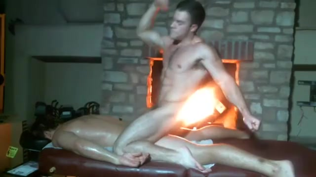 Fratmen Trent fire massage Www Hotsexymovie Com