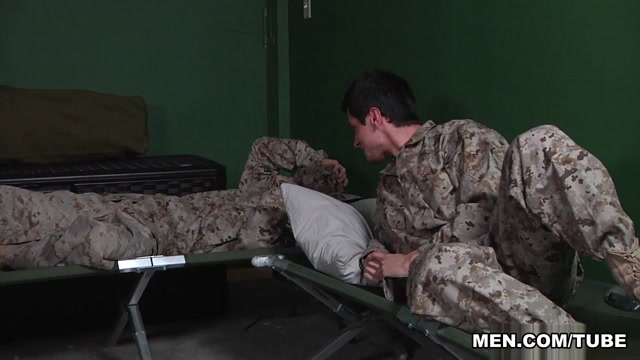 Joey Moriarty & Johnny Rapid in Bad Boy Boot Camp - DrillMyHole gay porn on mp4