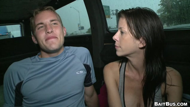 Fucking Dudes for the Wifey - BaitBus American girls in hard pussy sex black porn