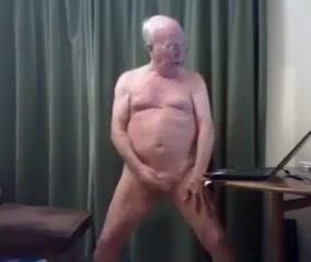 Grandpa cum on cam 1 Girl bathroom pictures