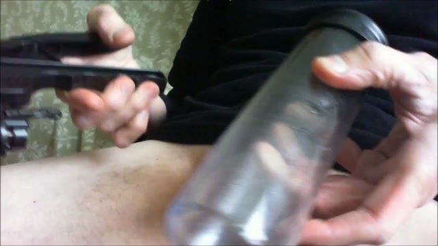 CUMMING INSIDE MY PENIS PUMP MilfHunter U me and my girl