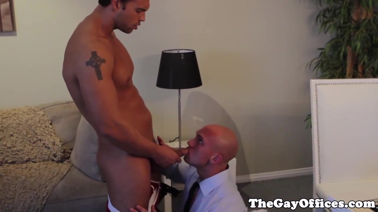 Rocco Reed assfucked in work office Ass Parade Asses