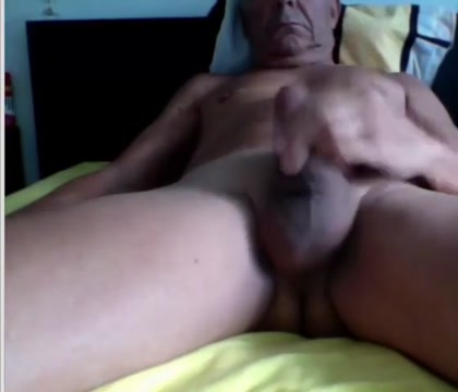 Grandpa stroke on cam 3 Terapia fisica facial