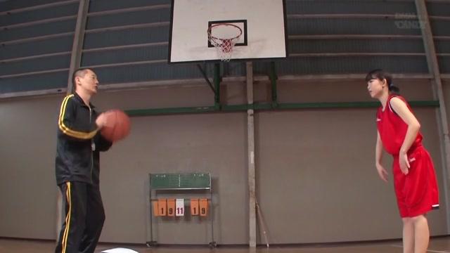 Iroha Koinaka in Basketball College Student AV Debut part 3 Brianna Bell