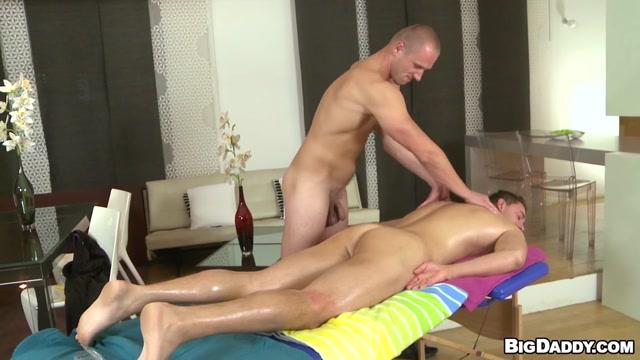Euro Hardcore Massage Scene - RubHim couple cock brazilian white ass ass