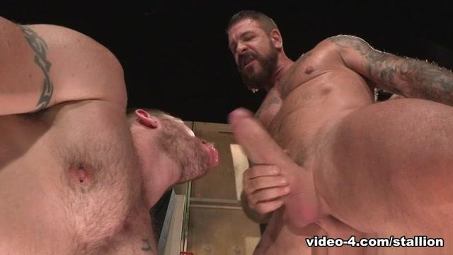 Rocco Steele & Skippy Baxter in Hot As Fuck, Scene 01 - RagingStallion Granny still banging