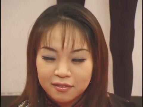 Massive Asian Bukkake with Swap and Swallow 2 Lesbian cheerleader upskirt