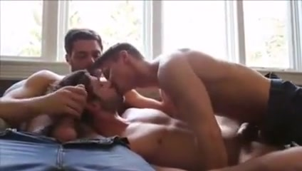 Hot fuck 3some 2 tit fucking movie clip