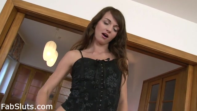 Lilou - TryTeens Awesome busty blond MILF