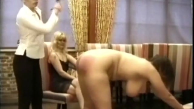 After the lovely brunette the blond girl has to be punished free hardcore brutal porn