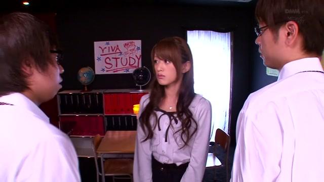 Airi Kijima in Temptation Class part 6