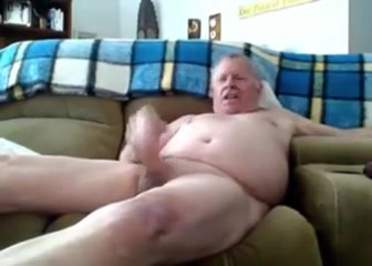 Grandpa cum on cam 1 Free Romantic Porn Clip