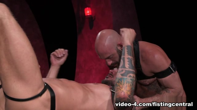 Howlers featuring Drew Sebastian, Dolf Dietrich - FistingCentral Womens shaved armpits
