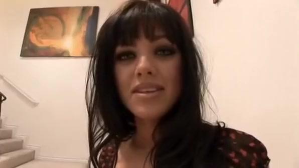 Sadie West goes black teasing tits redhead masturbation big tits solo fat