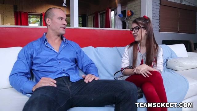 Sally Squirt in Making Hard Decisions - TeamSkeet