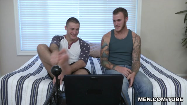 Christian Wilde & Connor Kline in Cam Play - DrillMyHole hot porn for women