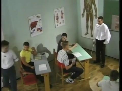 Teacher punishing student asian bubblebutts
